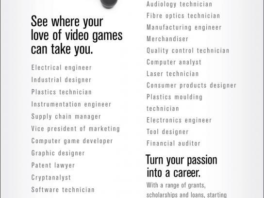 MOCTU Print Ad -  Playstation
