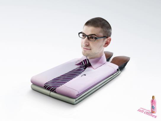 Vernel Print Ad -  Mr Tarek