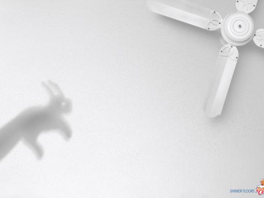 Mr. Clean Print Ad -  Rabbit
