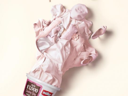 Müller Print Ad -  Spill