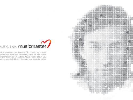 MusicMaster Print Ad -  Paul