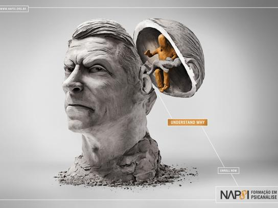 Napsi Print Ad -  Father