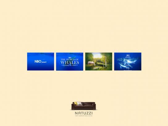 Natuzzi Print Ad -  Documentary