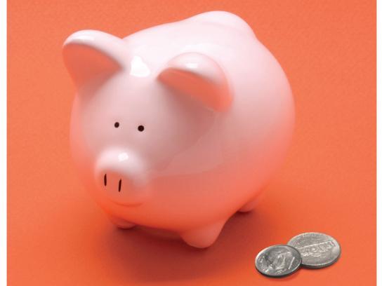 Neosporin Print Ad -  Piggy bank