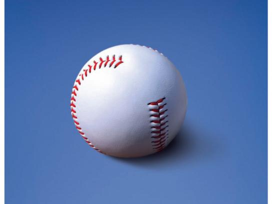 Neosporin Print Ad -  Baseball