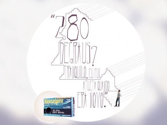 Nevralgex Print Ad -  280