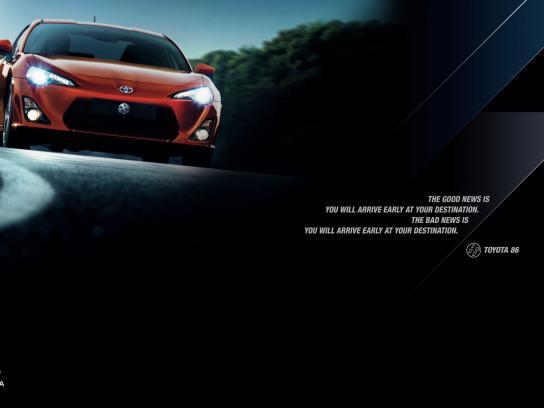 Toyota Print Ad -  News