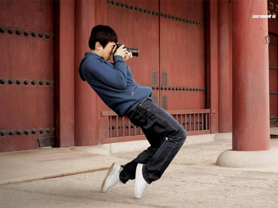Nikon Print Ad -  Palace