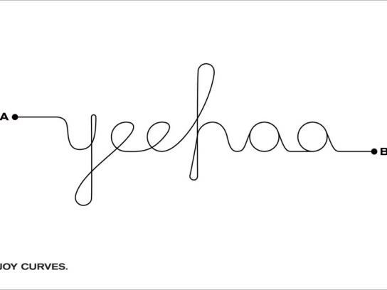Nissan Print Ad -  Yeehaa