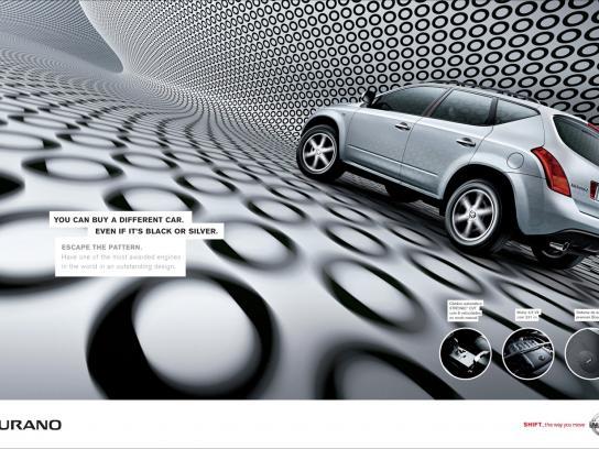 Nissan Print Ad -  Murano