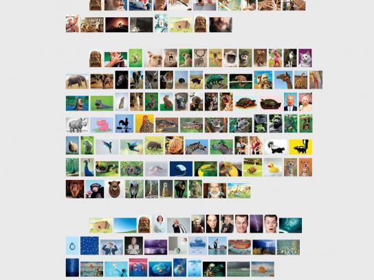 Latinstock Print Ad -  Noah's Ark