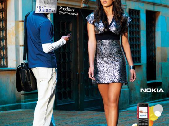 Nokia Print Ad -  Street