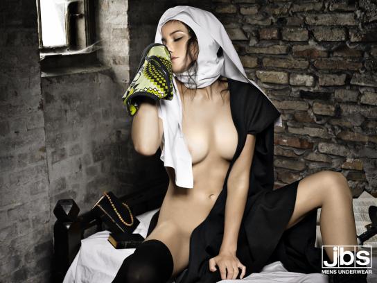 jbs Print Ad -  Nun