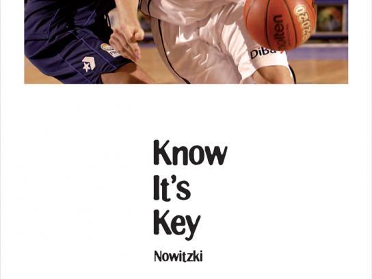 Eurobasket Outdoor Ad -  Nowitzki