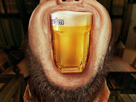 Beer Point Print Ad -  Hoegaarden