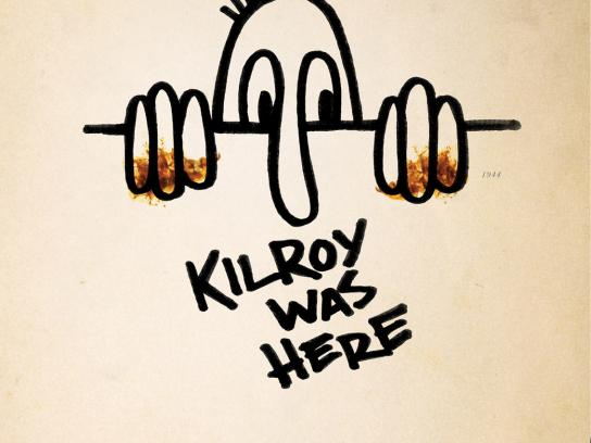 Nu-Way Weiners Print Ad -  Kilroy