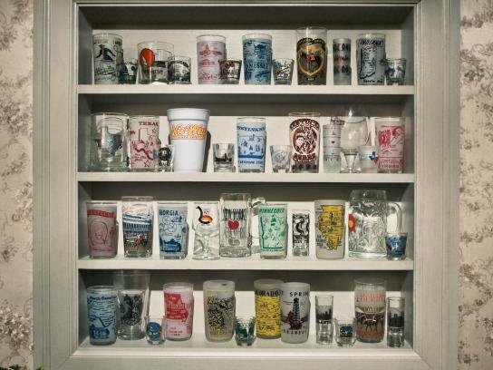 Nu-Way Weiners Print Ad -  Glass