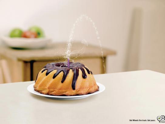 Oba Print Ad -  Cake