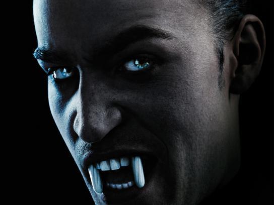 o.b. Print Ad -  Vampire