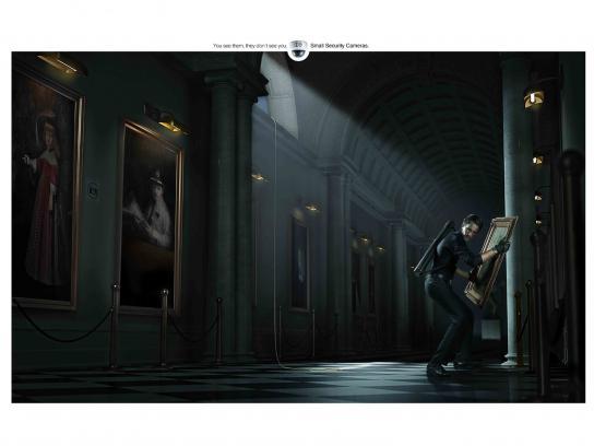 Odis Print Ad -  Painting