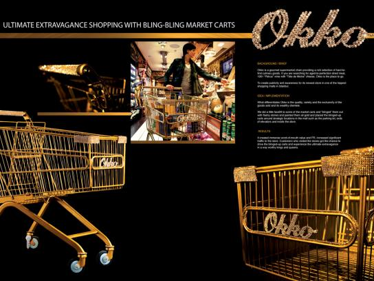 Okko Ambient Ad -  Bling