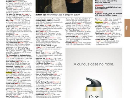 Olay Print Ad -  Curious case