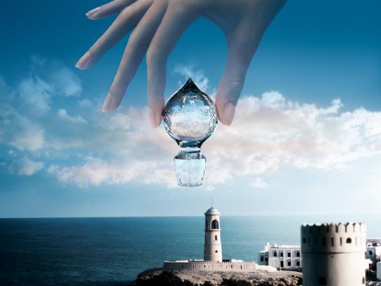 Oman Print Ad -  Lighthouse
