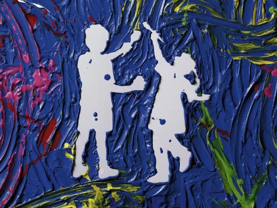 OMO Print Ad -  Paint