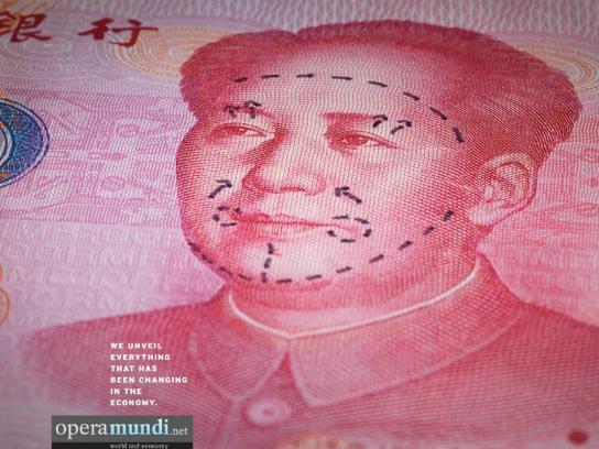 Operamundi Print Ad -  Mao Tse Tung