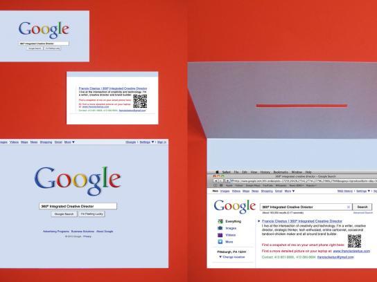 Organic Search Mailer