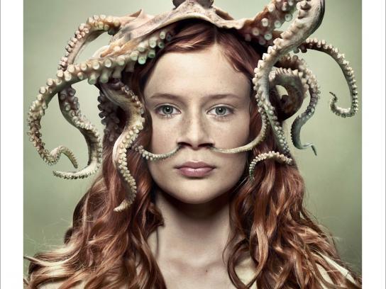 Otrivin Print Ad -  Octopus