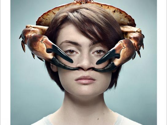Otrivin Print Ad -  Crab