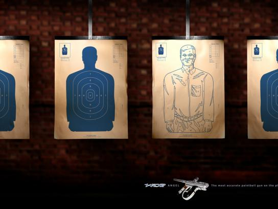 WDP Print Ad -  Target