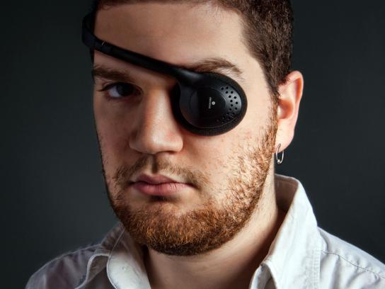 Pal FM Print Ad -  Say no to piracy