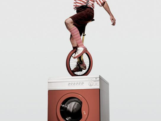 Panasonic Print Ad -  Washer