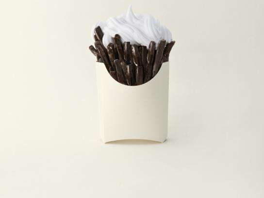 Parmalat Print Ad -  Fries