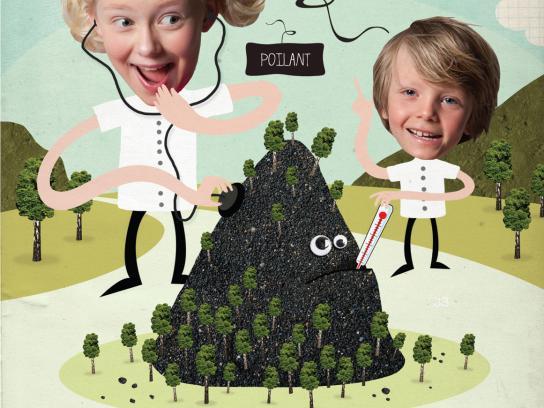 Le Pass Print Ad -  Soil