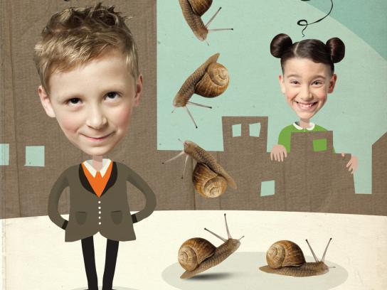 Le Pass Print Ad -  Animation