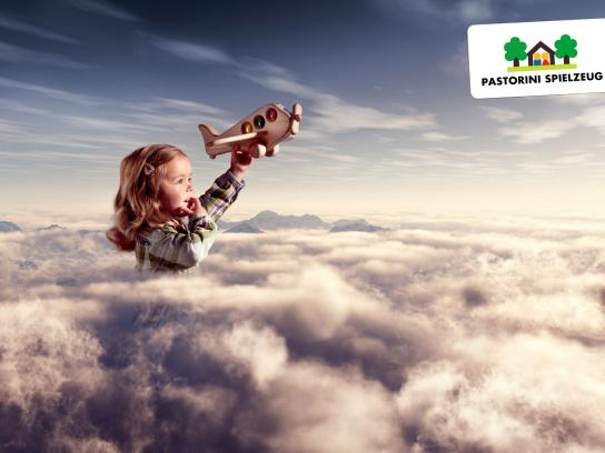 Pastorini Print Ad -  Pilot