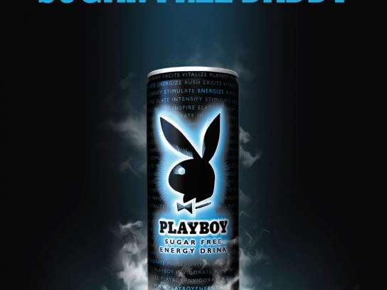 Playboy Print Ad -  Energy to play, 1