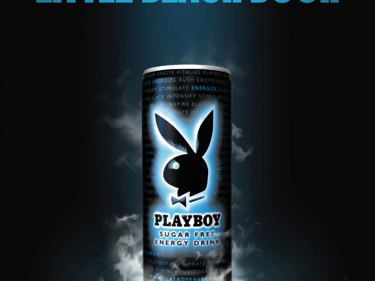 Playboy Print Ad -  Energy to play, 3