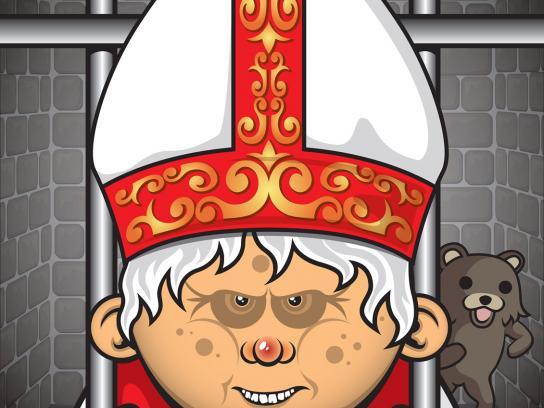 Eshe Streetwear Outdoor Ad -  Pedo Pope
