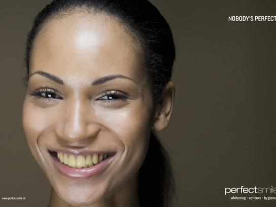 Perfectsmile Print Ad -  Nobody is perfect