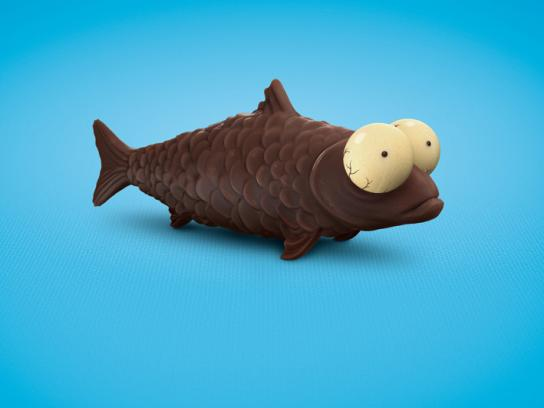 Zaini Print Ad -  Fish