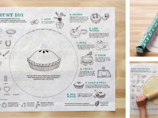 Pastry Training Centre Direct Ad -  Pie Crust 101