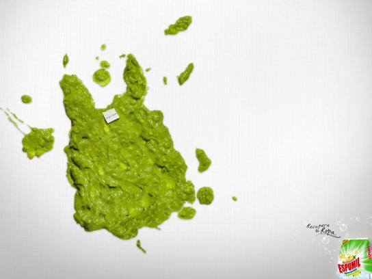 Espumil Print Ad -  Avocado