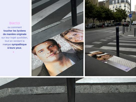 Biactol Ambient Ad -  Get rid of pimples