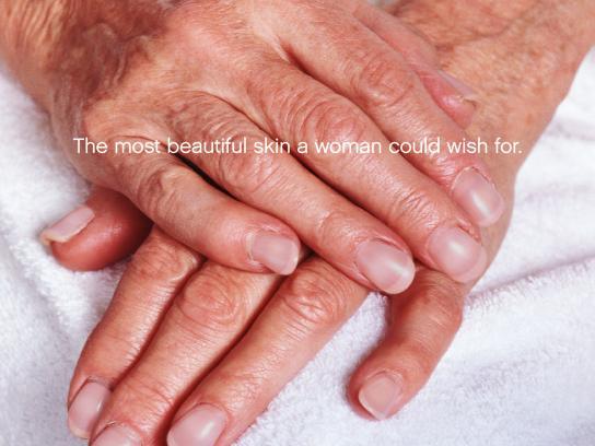Biodermal Print Ad -  Beautiful Skin