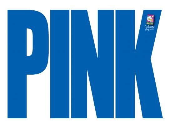 Rinso Print Ad -  Pink