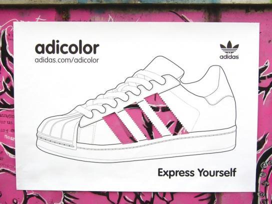 Adicolor Pink